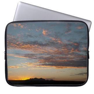 Sunrise over Kata Tjuta in Australia Laptop Sleeve