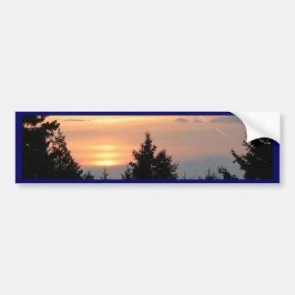 Sunrise over Lake Superior.jpg Bumper Sticker