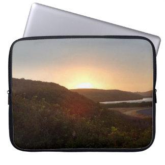 Sunrise Over Point Reyes National Seashore Laptop Sleeve