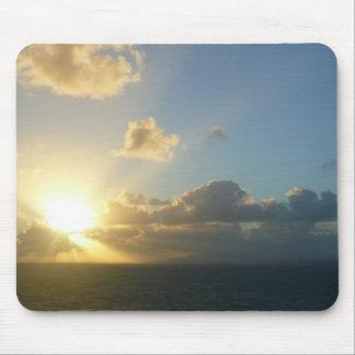 Sunrise over San Juan II Puerto Rico Mouse Pad