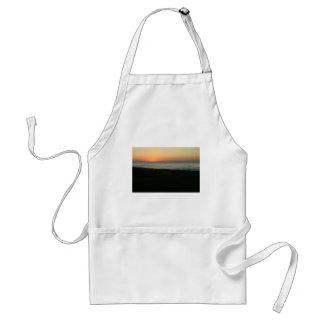 Sunrise over the Indian Ocean Standard Apron