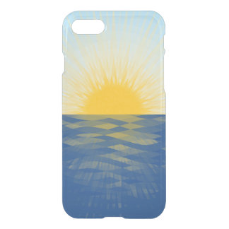 Sunrise over the Ocean New Beginnings iPhone 8/7 Case