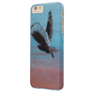 Sunrise Owl Art Barely There iPhone 6 Plus Case