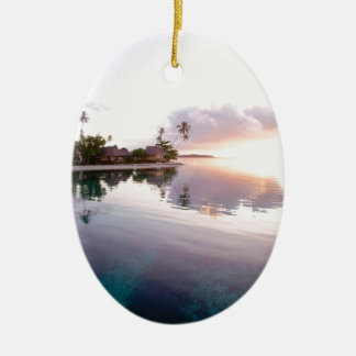 Sunrise Palmilla Coast Cabo San Lucas Mexico Christmas Ornament