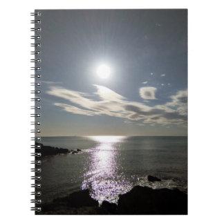Sunrise Photo Notebook by IreneDesign2011
