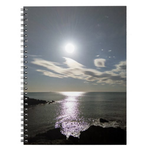 Sunrise Photo Notebook by IreneDesign2011