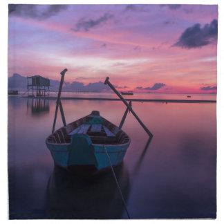 Sunrise Printed Napkin