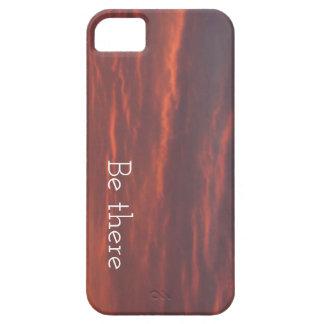 Sunrise Quote iPhone SE + iPhone 5/5S iPhone 5 Case