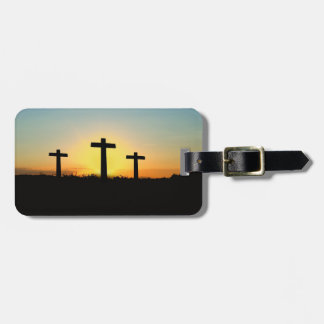 Sunrise Resurrection Easter Luggage Tag