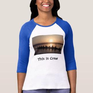 Sunrise Row T-Shirt