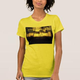 Sunrise Sheer T-Shirt