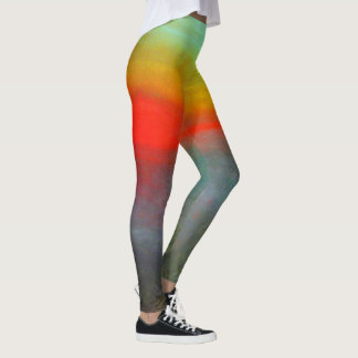 Sunrise Skyscape Leggings