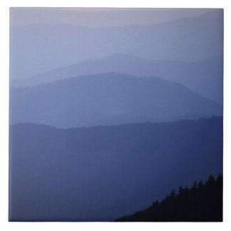 Sunrise, Southern Appalachian Mountains, Great Tile