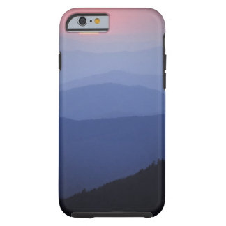 Sunrise, Southern Appalachian Mountains, Great Tough iPhone 6 Case