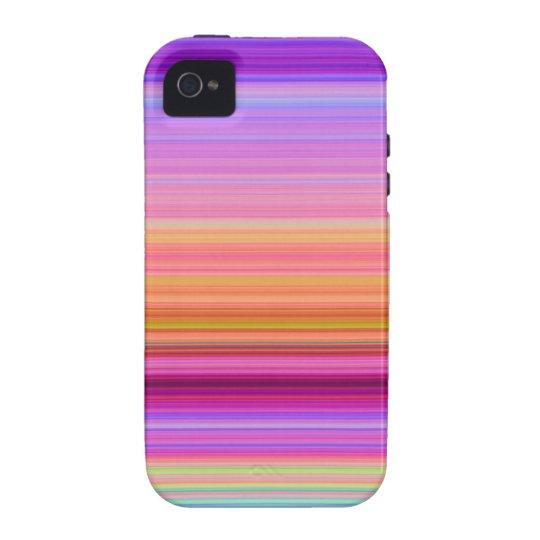 Sunrise Stripes Case-Mate iPhone 4 Case