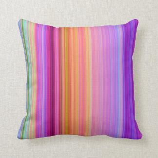 Sunrise Stripes Cushion