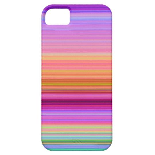 Sunrise Stripes iPhone 5 Cover