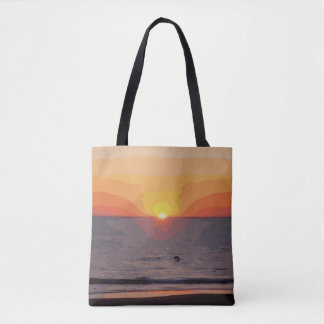 SUNRISE-SUNSET TOTE BAG