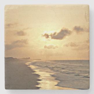 Sunrise Topsail Stone Coaster