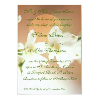 Sunrise Wedding Invitation