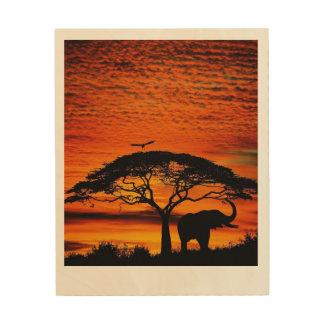 Sunrises and Sunsets Wood Wall Art