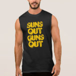 Suns Out Guns Out 2 Tank