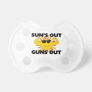 Sun's Out Guns Out Dummy