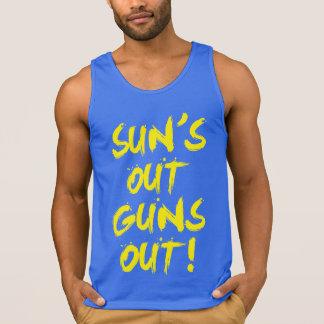 Sun's Out, Guns Out T Shirt