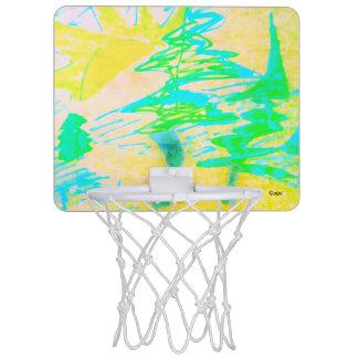 Sun's Up Mini Basketball Hoop