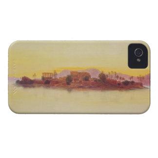 Sunset, 1861 (panel) iPhone 4 case