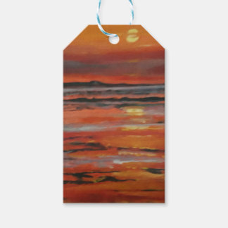 Sunset 3 Gift Tag
