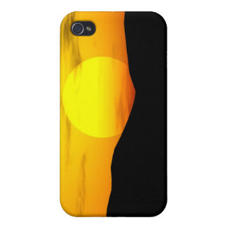 Sunset 4 4s  iPhone 4/4S cover