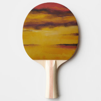 Sunset 5 Table Tennis Paddle