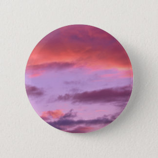 Sunset 6 Cm Round Badge
