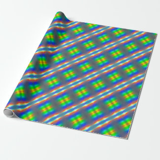 Sunset abstract  Portrait Wrapping Paper