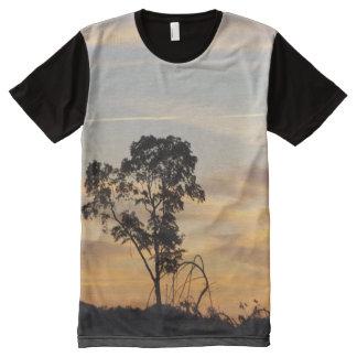 Sunset All-Over Print T-Shirt