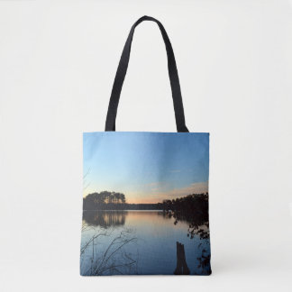 Sunset 'Almost Gone' Tote Bag