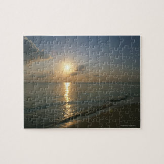Sunset and Sea 2 Jigsaw Puzzle
