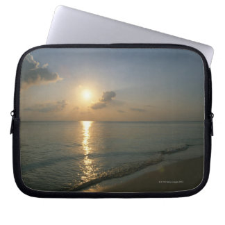 Sunset and Sea 2 Laptop Sleeve
