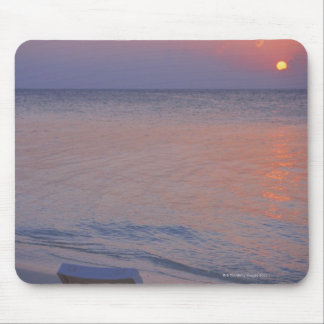 Sunset and Sea Mouse Mat