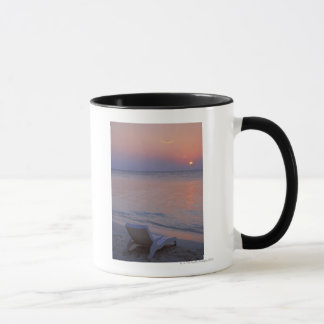 Sunset and Sea Mug