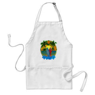 Sunset And Surfboards Standard Apron