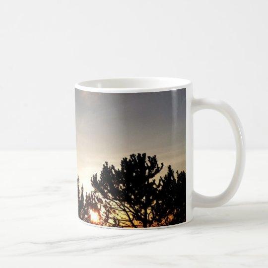 Sunset and Whitebark Pine Mug