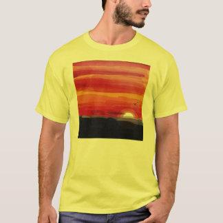 Sunset Art T-Shirt