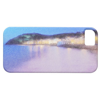 Sunset at Aberystwyth iPhone 5 Covers