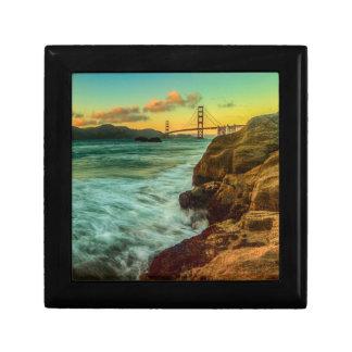 Sunset at Baker Beach Gift Box