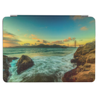 Sunset at Baker Beach iPad Air Cover