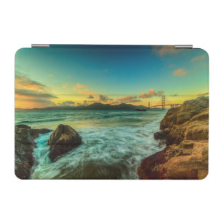 Sunset at Baker Beach iPad Mini Cover