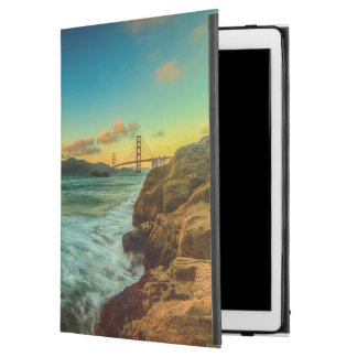 """Sunset at Baker Beach iPad Pro 12.9"""" Case"""