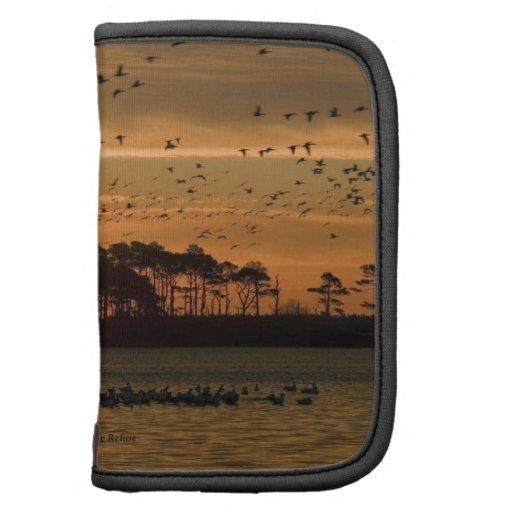 Sunset at Chincoteague National Wildlife Refuge Planner